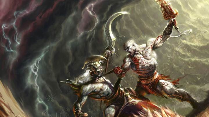 God Of War Ii – Time To Death